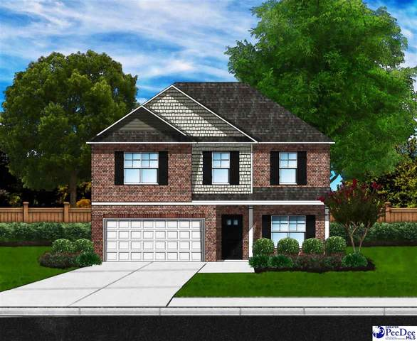 1771 Lake Wateree Dr, Florence, SC 29501 (MLS #20210671) :: Crosson and Co