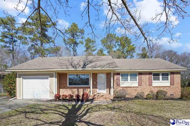 2949 Larkspur Road, Florence, SC 29501 (MLS #20210673) :: Crosson and Co