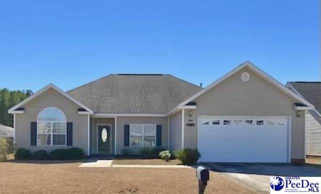 416 Shrek Way, Florence, SC 29505 (MLS #20210678) :: Crosson and Co