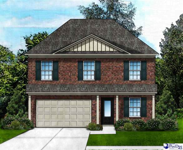 1773 Lake Wateree Dr, Florence, SC 29501 (MLS #20210682) :: Crosson and Co