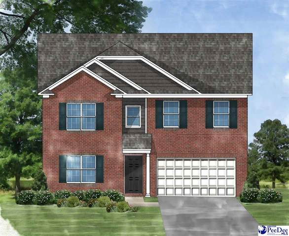 1769 Lake Wateree Dr, Florence, SC 29501 (MLS #20210683) :: Crosson and Co