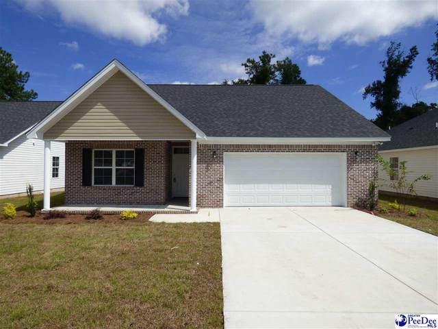 1489 Gardener Road, Florence, SC 29501 (MLS #20210686) :: Crosson and Co