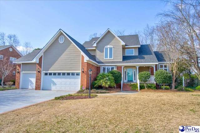 2811 Liberty Dr., Florence, SC 29501 (MLS #20210695) :: Crosson and Co