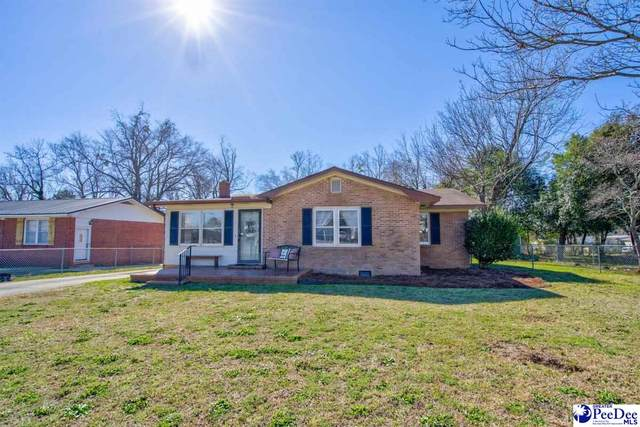 1402 Welch Dr, Florence, SC 29505 (MLS #20210700) :: Coldwell Banker McMillan and Associates