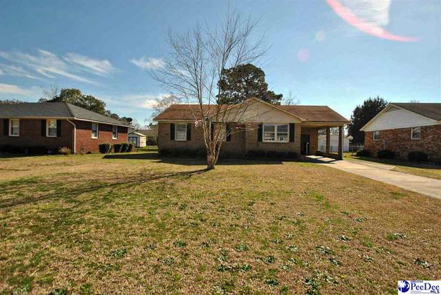 2217 Bellaire Drive, Florence, SC 29505 (MLS #20210710) :: Crosson and Co
