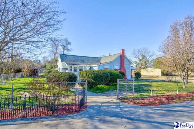 3912 Garner Rd, Timmonsville, SC 29161 (MLS #20210711) :: Crosson and Co