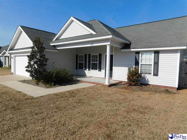 2205 Stepping Stone Drive, Effingham, SC 29541 (MLS #20210712) :: Crosson and Co