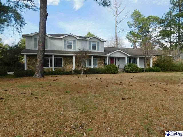 406 English Park Road, Marion, SC 29571 (MLS #20210714) :: The Latimore Group