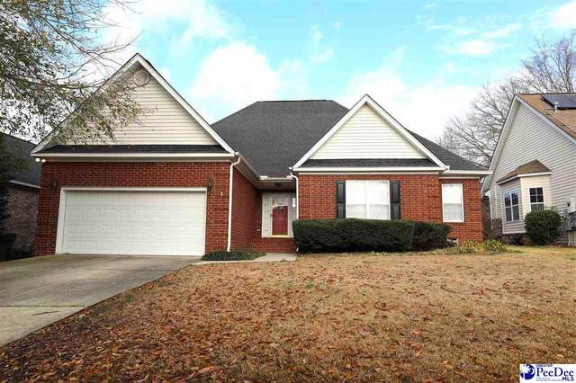 2153 Elderberry, Florence, SC 29501 (MLS #20210732) :: Crosson and Co