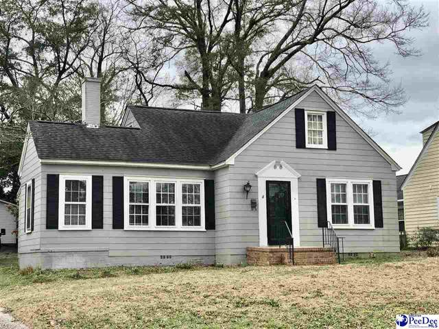 307 Chester Ave, Hartsville, SC 29550 (MLS #20210754) :: Crosson and Co