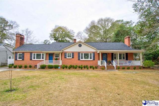 601 Greenway Drive, Florence, SC 29501 (MLS #20210770) :: Crosson and Co