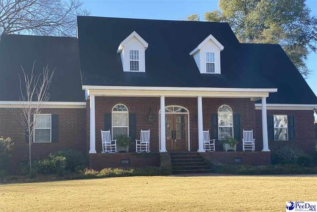 3112 Rutledge Manor Dr., Florence, SC 29501 (MLS #20210775) :: The Latimore Group