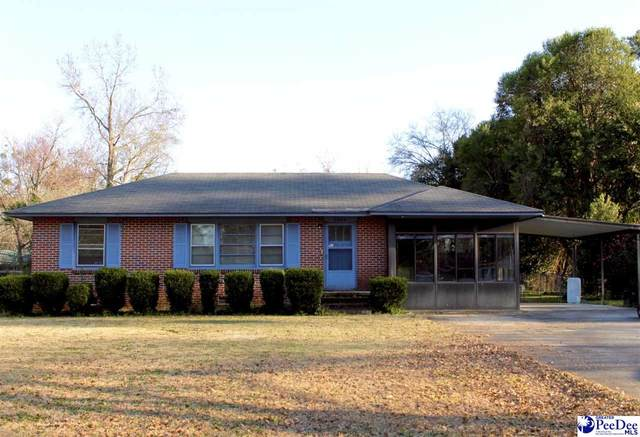 2602 Glenwood Road, Florence, SC 29505 (MLS #20210782) :: Coldwell Banker McMillan and Associates