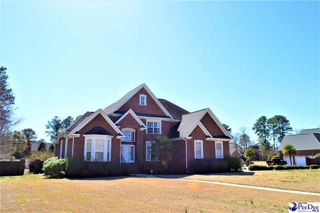 3312 Dunston Dr, Florence, SC 29501 (MLS #20210784) :: Crosson and Co
