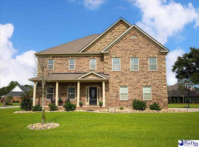 2302 Widgeon Dr., Florence, SC 29501 (MLS #20210788) :: The Latimore Group