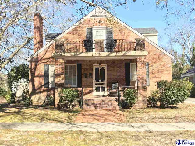 230 Huger St., Cheraw, SC 29520 (MLS #20210793) :: Coldwell Banker McMillan and Associates