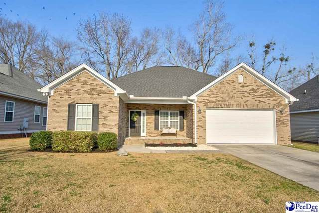 2224 New Forrest Ct, Florence, SC 29505 (MLS #20210796) :: The Latimore Group