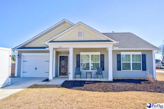 2227 Spicewood, Florence, SC 29505 (MLS #20210816) :: The Latimore Group
