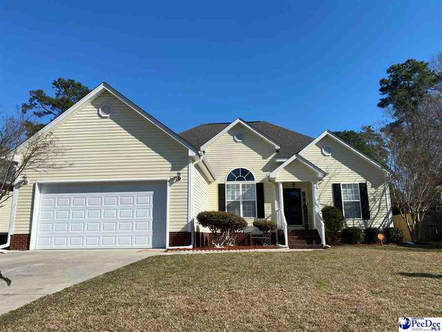 3513 Southbrook Circle, Florence, SC 29505 (MLS #20210824) :: The Latimore Group