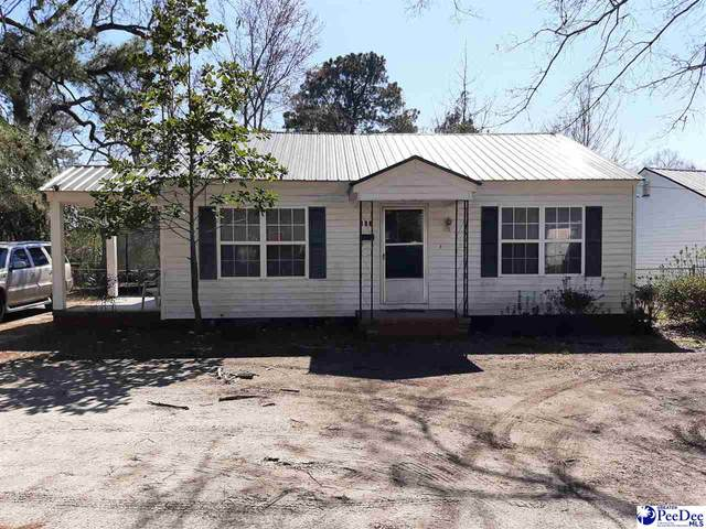 205 Moore St, Lake City, SC 29560 (MLS #20210830) :: Coldwell Banker McMillan and Associates