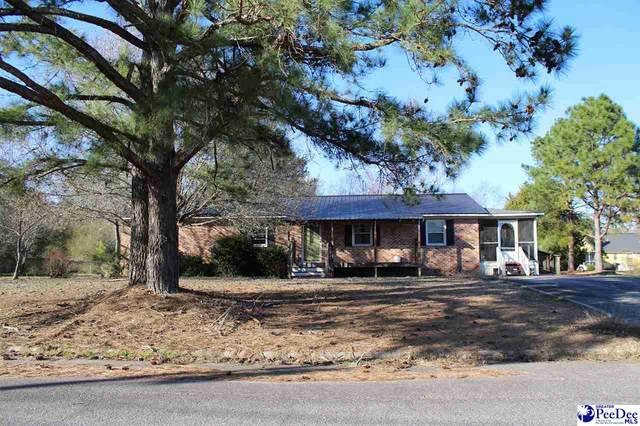 333 Wisteria Ave., Marion, SC 29571 (MLS #20210834) :: The Latimore Group