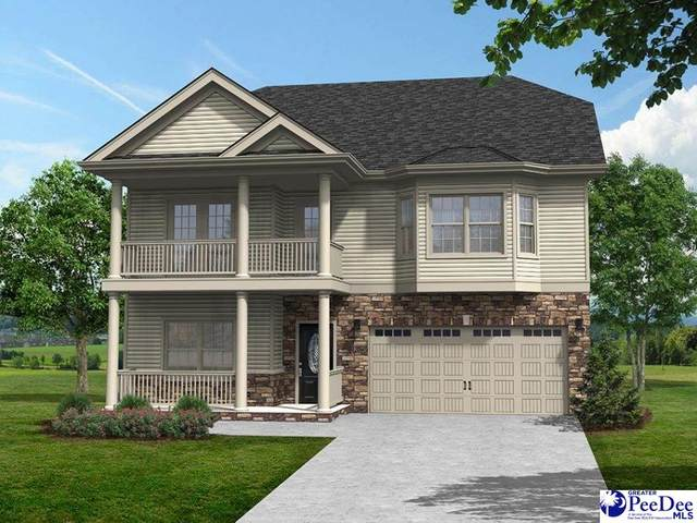 4207 Lake Hartwell Drive, Florence, SC 29501 (MLS #20210836) :: The Latimore Group