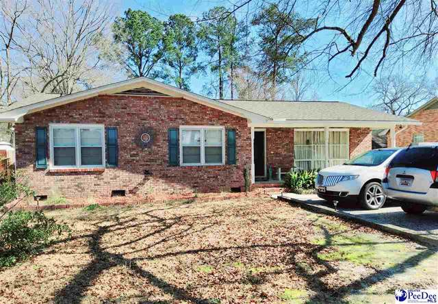 1608 Bellevue Drive, Florence, SC 29501 (MLS #20210840) :: Crosson and Co