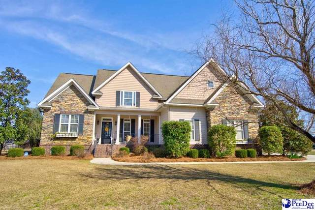 864 Oldfield Circle, Florence, SC 29501 (MLS #20210843) :: The Latimore Group