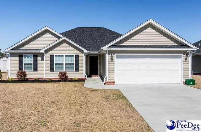 1905 Jesselyn Ct., Florence, SC 29505 (MLS #20210844) :: The Latimore Group