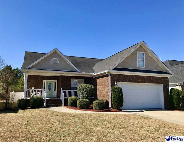 2137 Waverly Woods Drive, Florence, SC 29505 (MLS #20210846) :: The Latimore Group