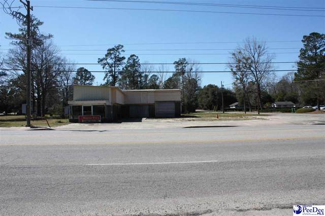 121 N Georgetown Highway, Johnsonville, SC 29555 (MLS #20210851) :: Crosson and Co