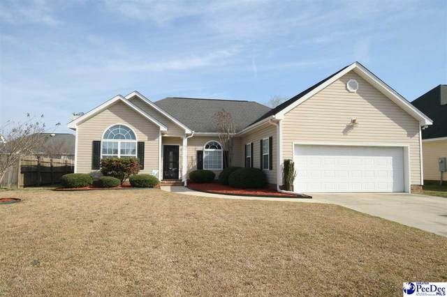413 Peatree Court, Florence, SC 29505 (MLS #20210876) :: The Latimore Group