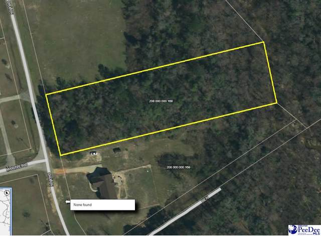 Ora Ln (+/-1.94 Acres), Chesterfield, SC 29709 (MLS #20210884) :: The Latimore Group
