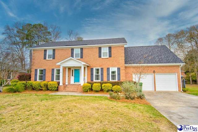 877 Ivanhoe Drive, Florence, SC 29505 (MLS #20210903) :: The Latimore Group