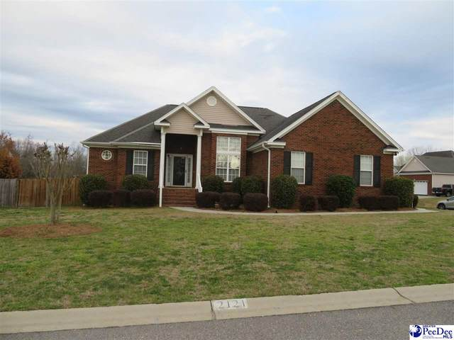 2121 Steeple View Drive, Florence, SC 29505 (MLS #20210910) :: The Latimore Group