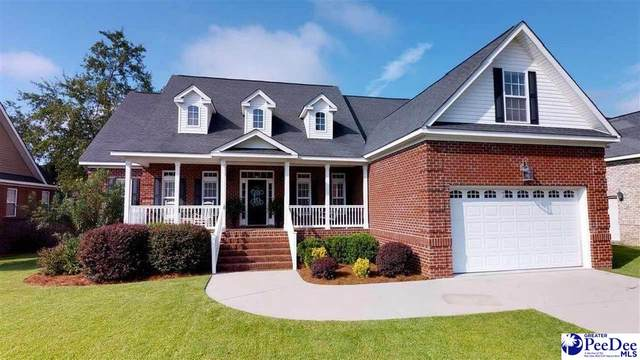 4107 Tiffany, Florence, SC 29501 (MLS #20210921) :: The Latimore Group