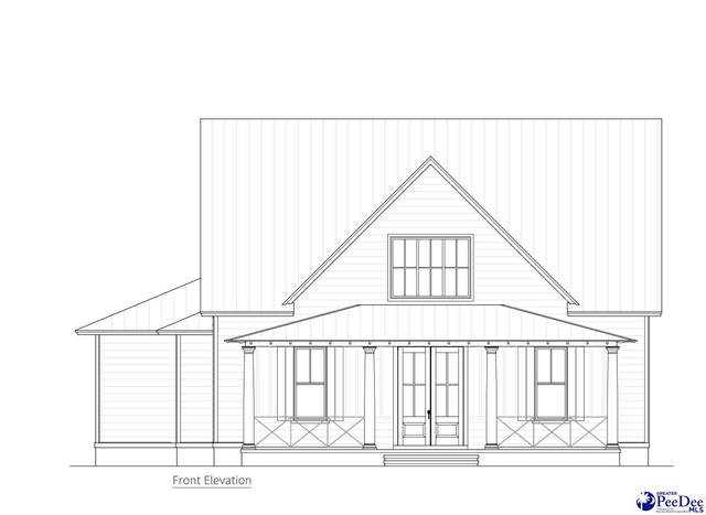 3822 Lake Oakdale Dr, Florence, SC 29501 (MLS #20210946) :: Crosson and Co