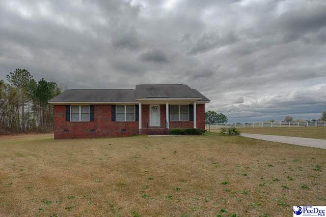 3829 Society Hill Rd, Society Hill, SC 29593 (MLS #20210949) :: Crosson and Co