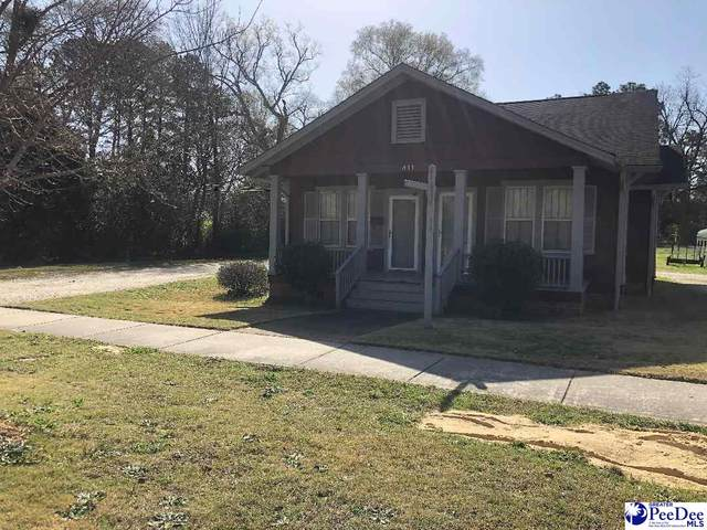 411 Market St, Cheraw, SC 29520 (MLS #20210966) :: The Latimore Group