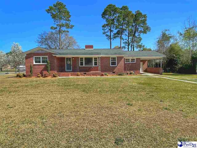 1317 E Cleveland Street, Dillon, SC 29536 (MLS #20210968) :: Coldwell Banker McMillan and Associates