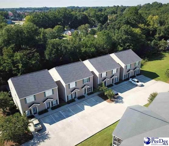 1439 Golf Terrace Blvd Unit C, Florence, SC 29501 (MLS #20210971) :: The Latimore Group