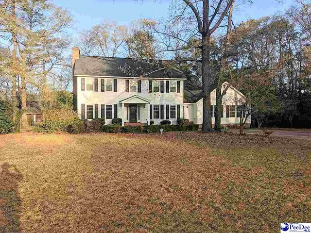 213 Fairway Rd, Cheraw, SC 29520 (MLS #20210984) :: The Latimore Group