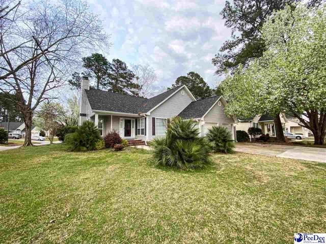 1367 Chandler Circle, Florence, SC 29505 (MLS #20211000) :: The Latimore Group