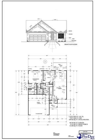 3316 Spiral Ln, Effingham, SC 29541 (MLS #20211006) :: The Latimore Group