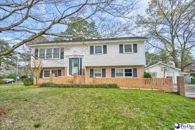 1928 Longwood Dr., Florence, SC 29505 (MLS #20211015) :: The Latimore Group