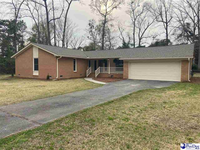 715 Firestone Dr, Florence, SC 29501 (MLS #20211023) :: The Latimore Group