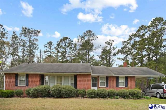 2805 Francis Marion Rd, Florence, SC 29506 (MLS #20211025) :: Crosson and Co