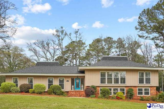 1409 Fairfax Road, Florence, SC 29501 (MLS #20211026) :: The Latimore Group