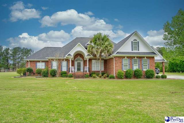 2531 Triple Crown Drive, Florence, SC 29505 (MLS #20211043) :: Crosson and Co