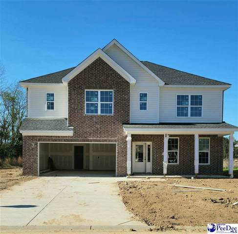 3145 Breakwater, Florence, SC 29501 (MLS #20211059) :: Crosson and Co